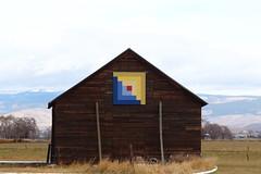 Barn Quilt Tour, Kittitas County, Washington