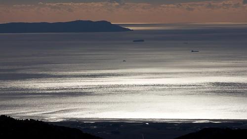 sunset seascape arbol atardecer mar tanger tarifa loslances straitofgibraltar estrechodegibraltar caboespartel parquenaturallosalconorcales