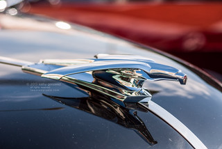 1954 chevrolet hood ornament