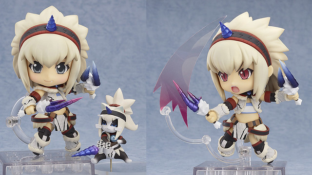 Nendoroid Hunter: Female Kirin Edition