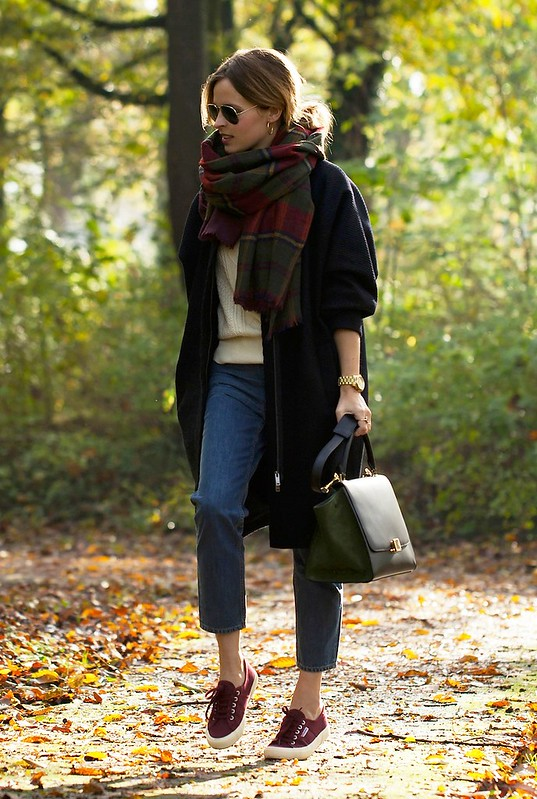 Casual Autumn Look fash-n-chips