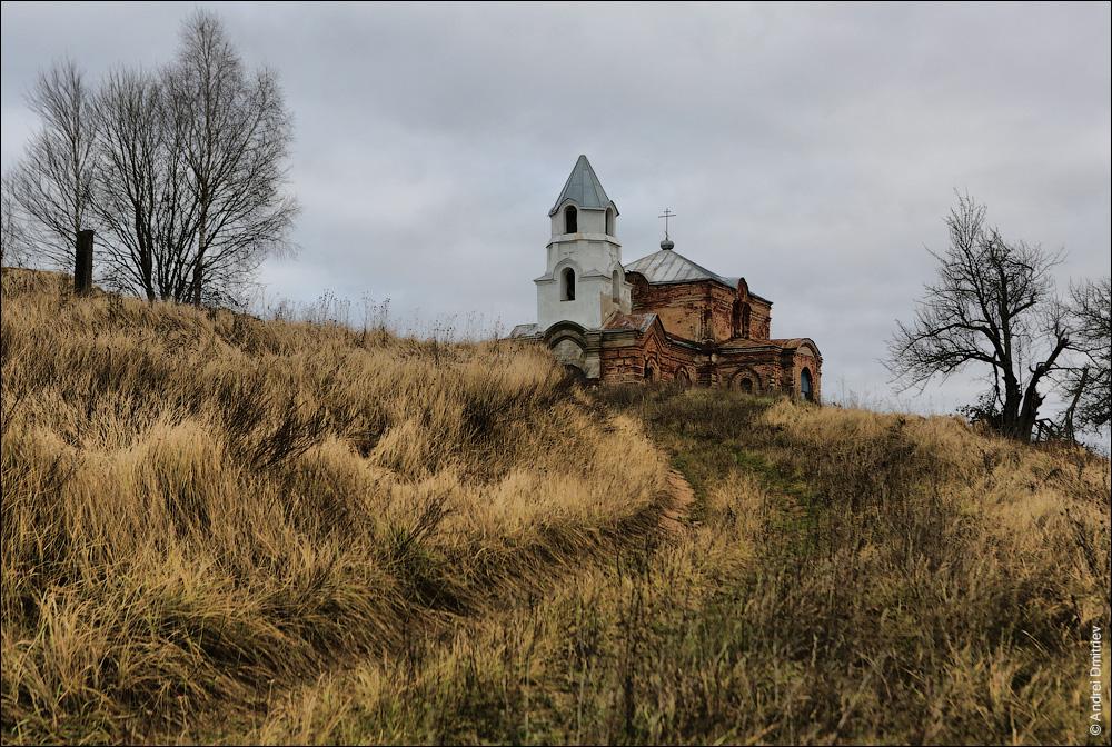 Макаровщина, Церковь св. Николая