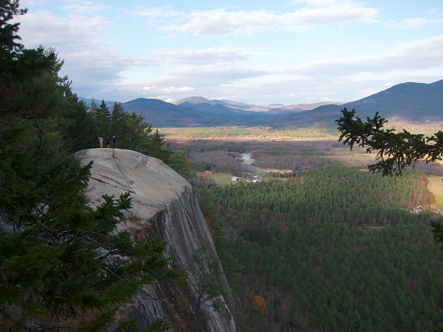 Cathedral Ledge, New Hampshire, North Conway