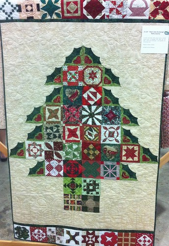 Dear Jane Exchange~  Quilt by Netty Soares