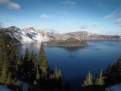 Crater Lakes National Park