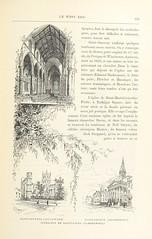"British Library digitised image from page 135 of ""Le Monde pittoresque et monumental. L'Angleterre, l'Écosse et l'Irlande ... Cartes en couleur et ... gravures"""