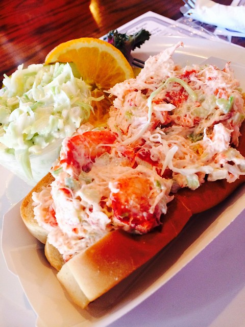 The Lobster Roll Northside's Lobster roll