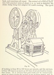 """British Library digitised image from page 179 of """"The Metallurgy of Gold ... Third edition, revised and enlarged"""""""