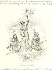 """British Library digitised image from page 251 of """"The Indian Wars of the United States from the first settlement at Jamestown in 1607 to the close of the great uprising of 1890-91 ... Illustrated"""""""