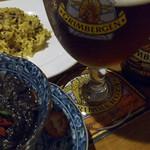 ベルギービール大好き!! グリムベルゲン・ブロンド Grimbergen Blonde 博多のベースキャンプ