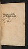 Title-page of  Samuel de Monte Rutilo: Synonyma partium indeclinabilium