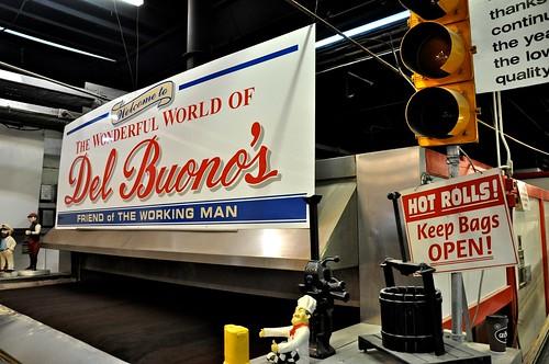 Del Buono's Bakery - Haddon Heights NJ - Bread Oven
