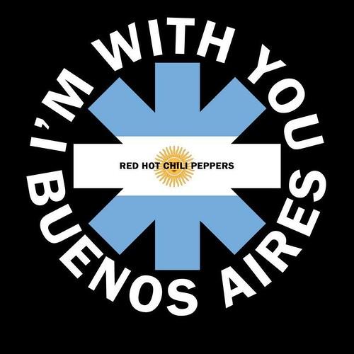 RHCP Argentina 2011