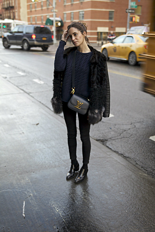 Look of the Day.310: East Village, NY