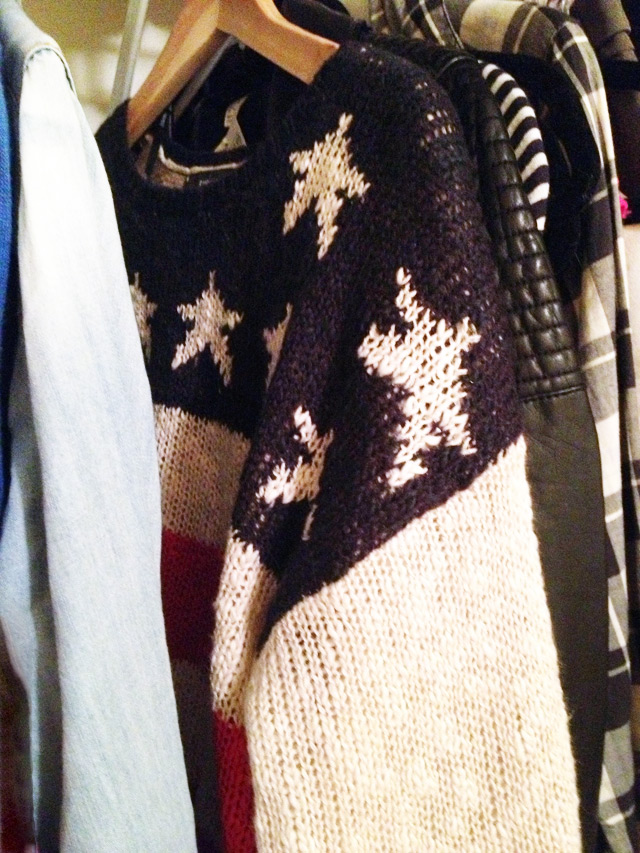 american flag sweater, forever 21, free people, patriotic, pullover, cozy