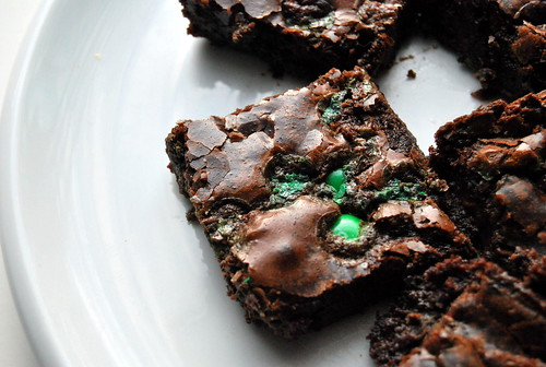 WPIR - Minty Oreo Brownies-001