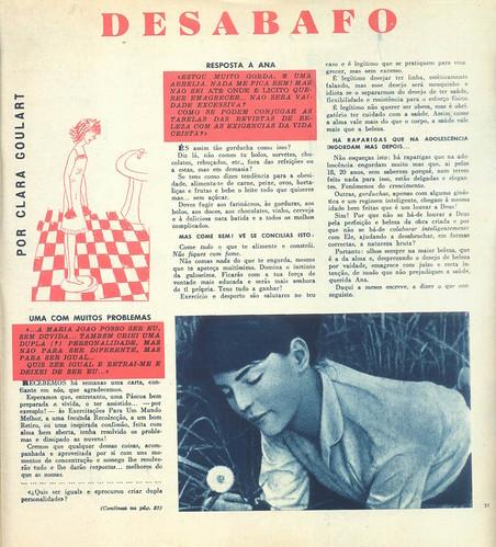 Ao Largo, Nº 270, Maio 1964 - 20