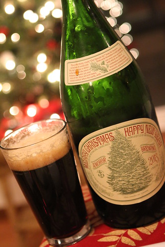 Anchor Brewing Merry Christmas, Happy New Year 2013