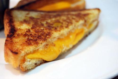 she had a cheese sandwich-001