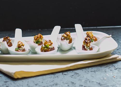 Gruß Aus Der Küche Datteln Minze Walnuss - Reiseblog Foodblog