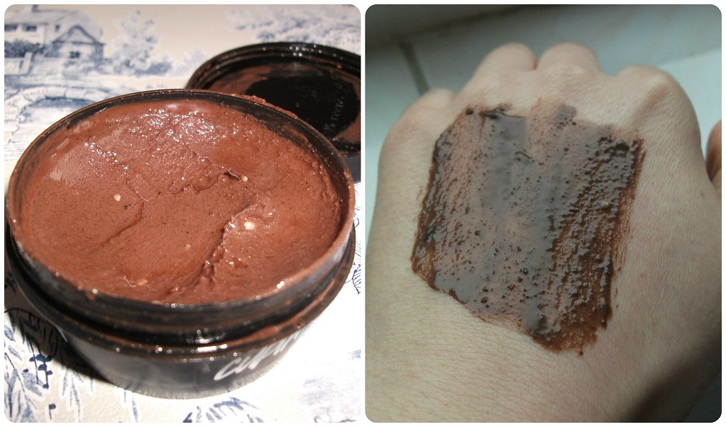 Lush Cupcake Face Mask Review