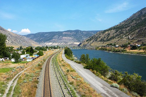 Spences Bridge, Thompson Okanagan, British Columbia, Canada