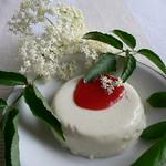 Elderflower Panna Cotta