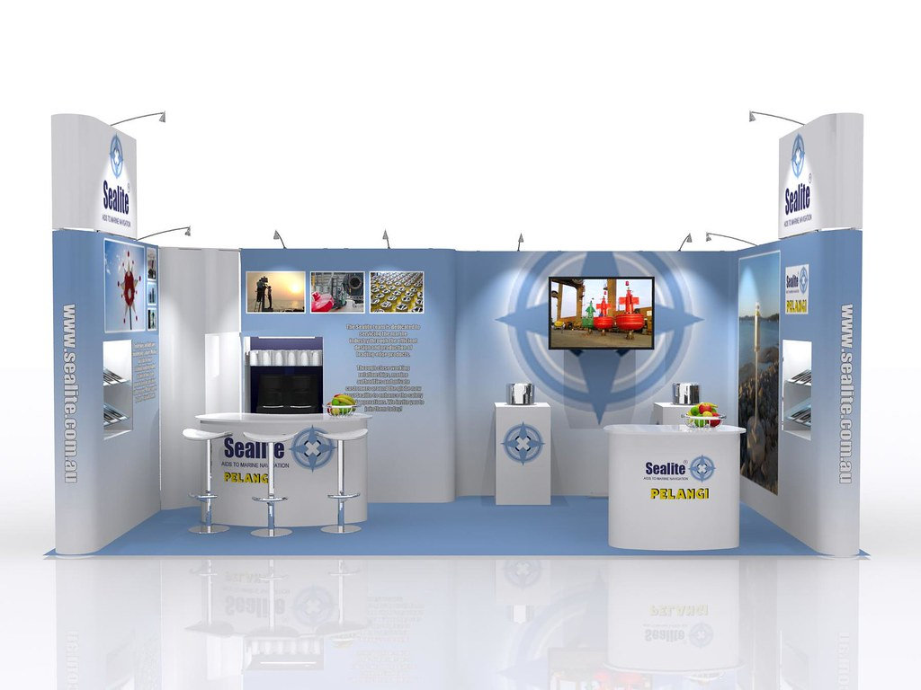 Modern Expo Standsay : Messestand modern expo display service is offering modularu flickr