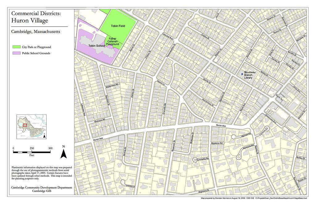 Huron Village - DiscoverHuronVillage.com - Cambridge, MA