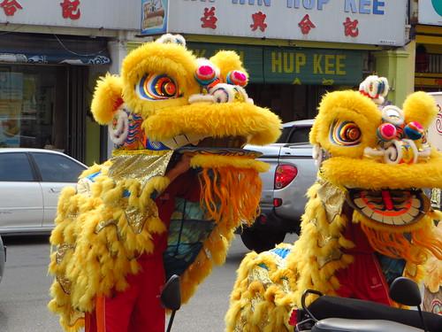 IMG_5038 Lion dance , 舞狮