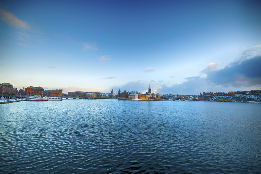 The Closest City To Travel From Stockholm