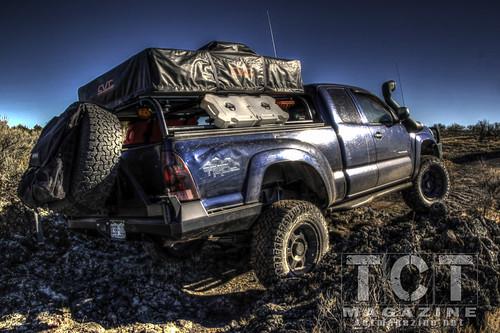 CBI Off Road Built Tacoma Rack - January 2014 TCT Magazine