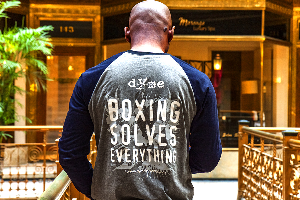 BOXING-SOLVES-EVERYTHING--Cleveland