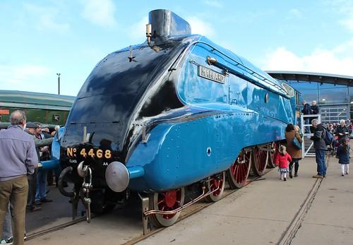 LNER Class A4, 4468 'Mallard'