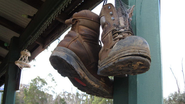 Day 20: Old Boots