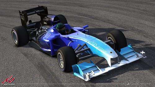 Lotus T125 Exos