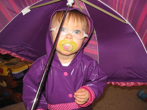 Kaitlyn Raincoat and Boots 001