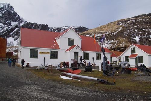 483 Museum Grytviken