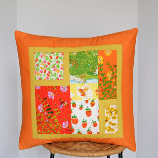 Briar Rose Pillow