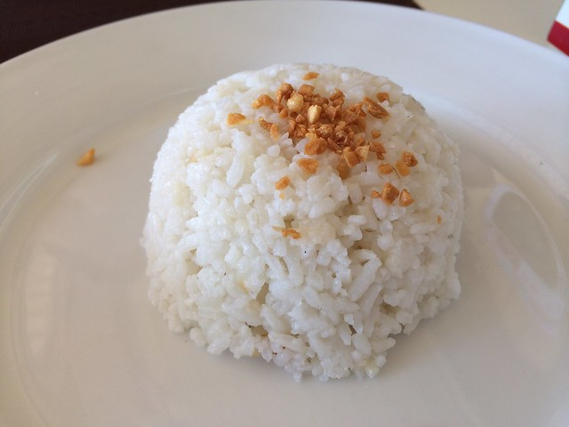 Garlic rice - Epic