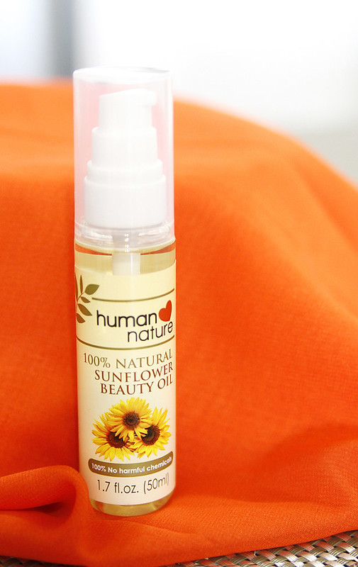 Beauty Stash: Human Nature Products