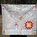 Cupcake Quilt Front by Kelli W