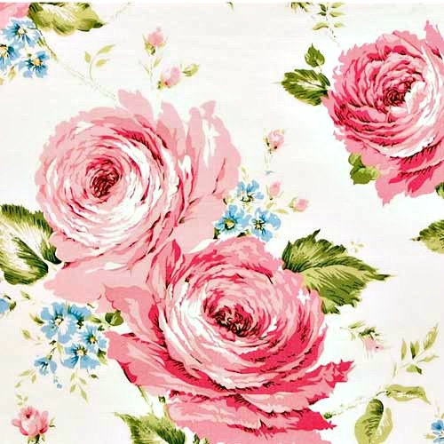 Rhapsody in Bloom large roses