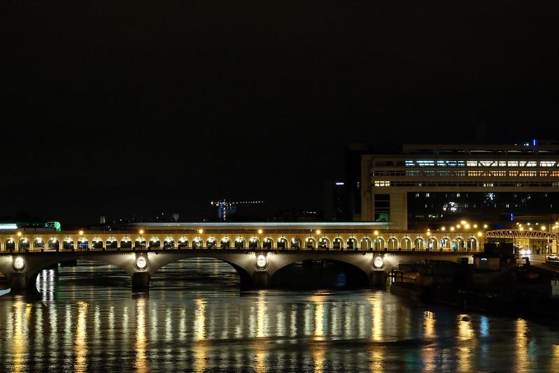 Bercy by Night