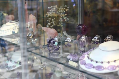Jewelry at Passage Joffrey