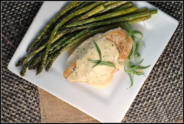 Chicken with Mustard Cream Sauce 3