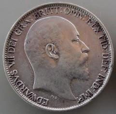 Edward VII coin
