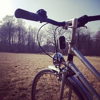 english garden bike