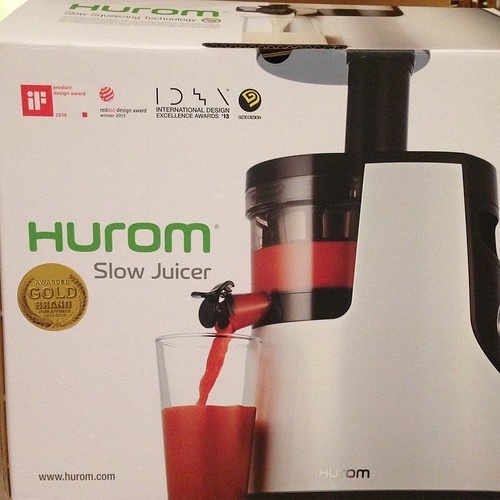 Hurom Slow Juicer Weight : Hurom slow juicer - Oh My Buhay