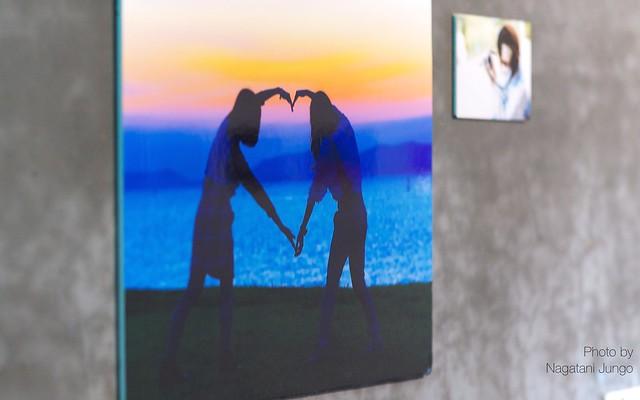 「Photo Exhibition 4人展」写真替え